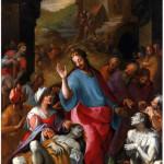 Cristo che risana gli infermi