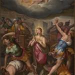 Santa Caterina d'Alessandria e il miracolo della ruota