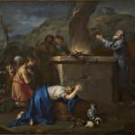 Il sacrificio di Noè