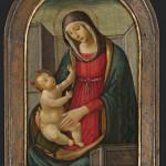 Madonna in trono con il Bambino