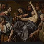 Cristo resuscita il figlio della vedova di Naim