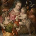 Matrimonio mistico di Santa Caterina d'Alessandria