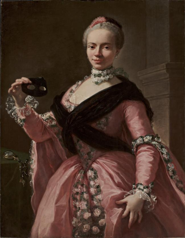 Ritratto di Anna de Banzi Carrati